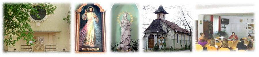 Irgalmas Jézus Katolikus Plébánia – Vecsés